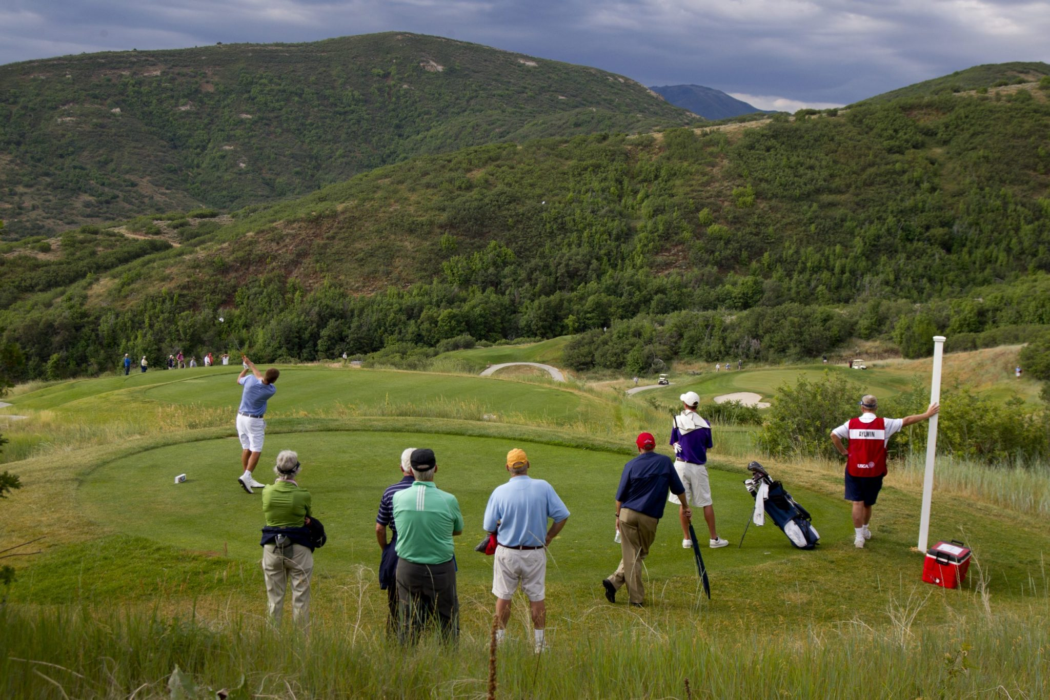125 Years of Golf in America: Utah