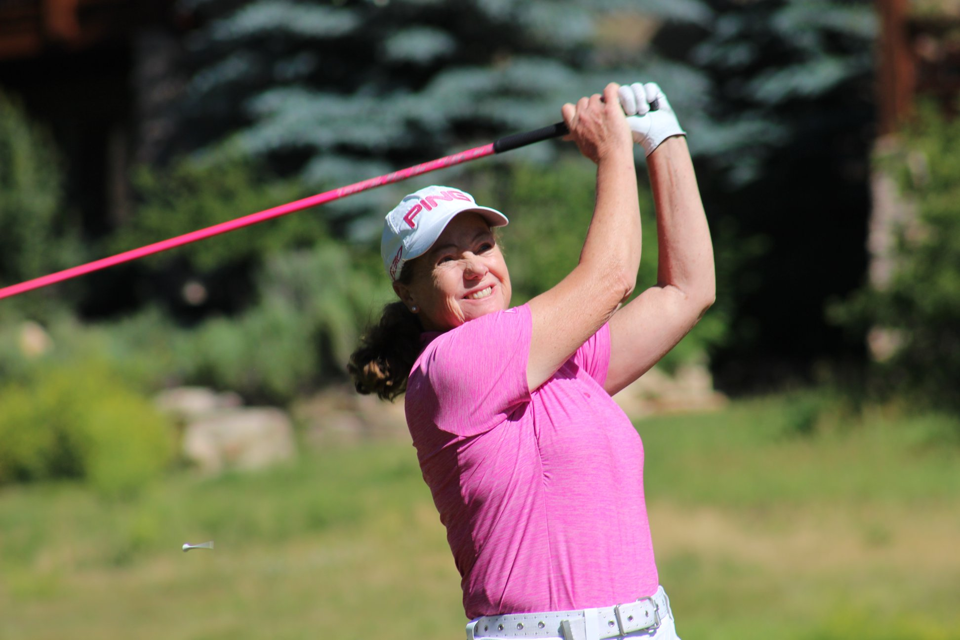 Sue Nyhus makes history by qualifying for U.S. Senior Women's Open