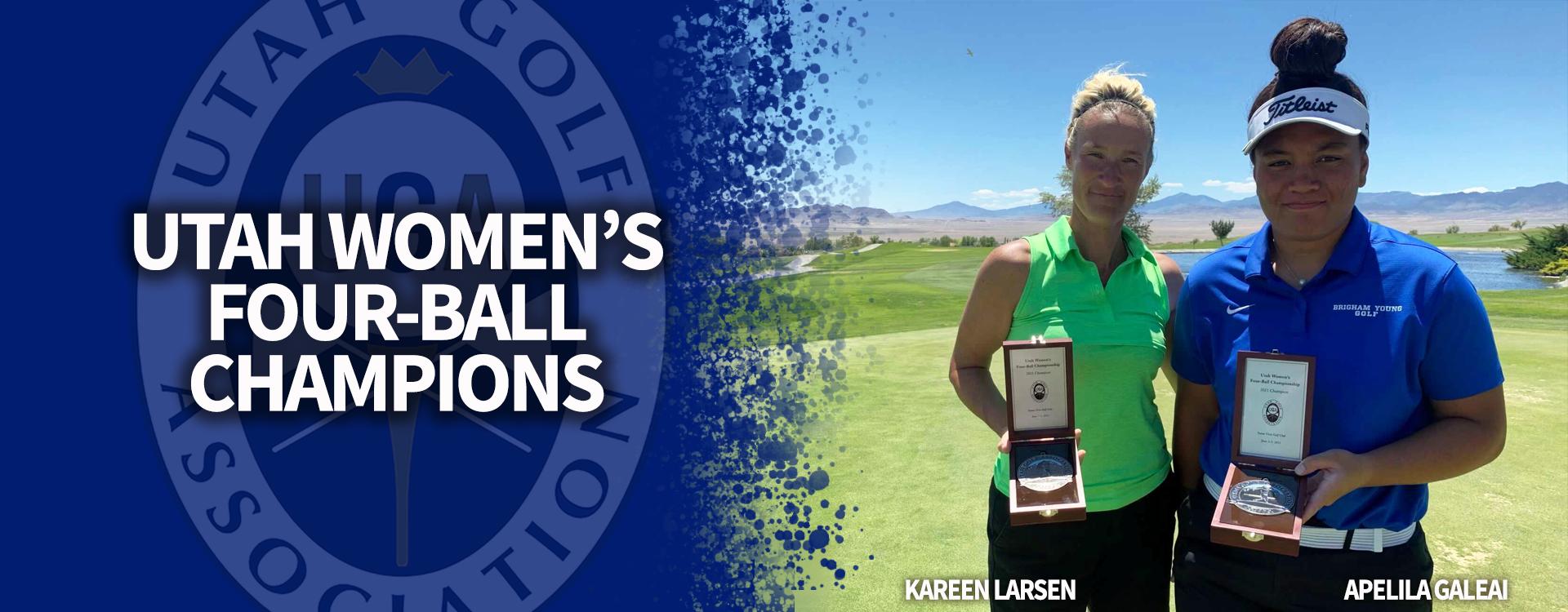 Utah-Women's-Four-Ball-Champion