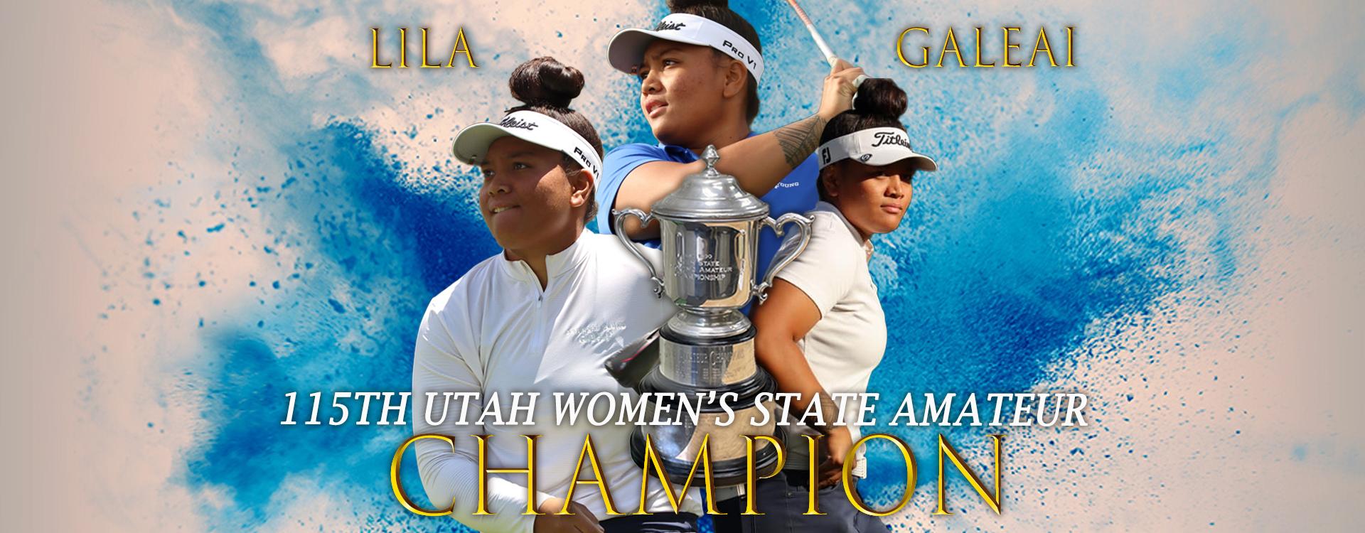 115th Utah Women's State Am Champion