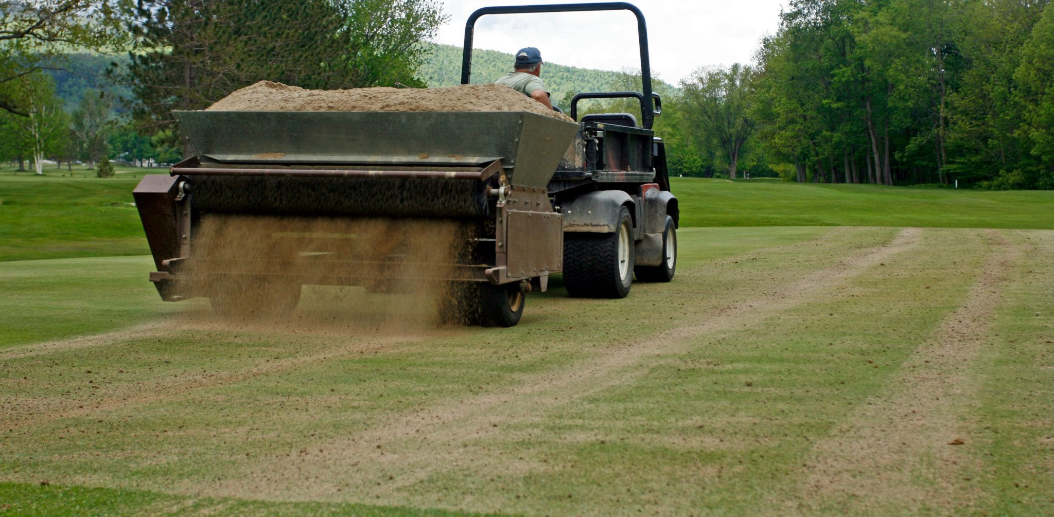 Light And Frequent Topdressing Programs